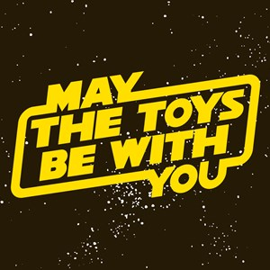 May The Toys Be With You logo