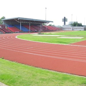 Image: Saffron Lane athletics stadium