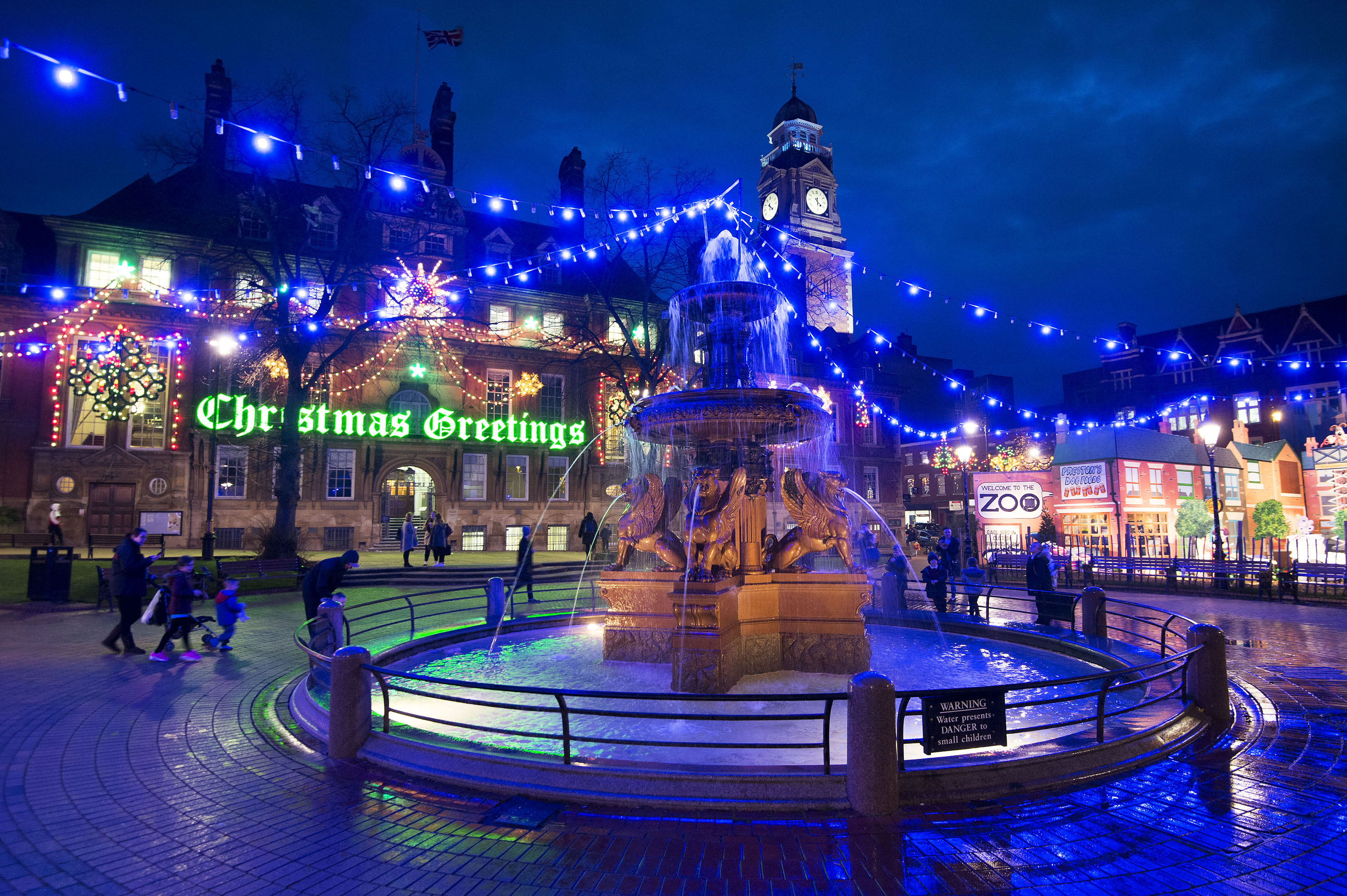 Travel Into Leicester This Christmas