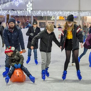 Skaters in Leicester 2017