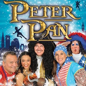 Image: Promotional image for Peter Pan at De Montfort Hall in Leicester
