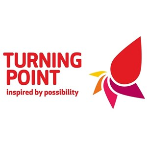Logo of the Turning Point organisation