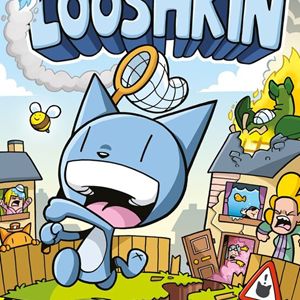 Image: The cover of the book Looshkin by Jamie Smart