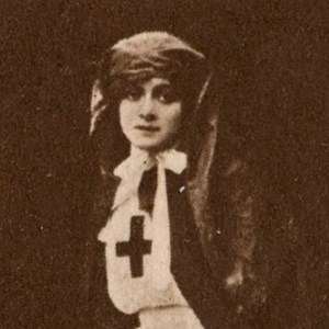 A nurse in the Great War