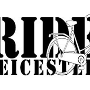 Image: The Ride Leicester logo