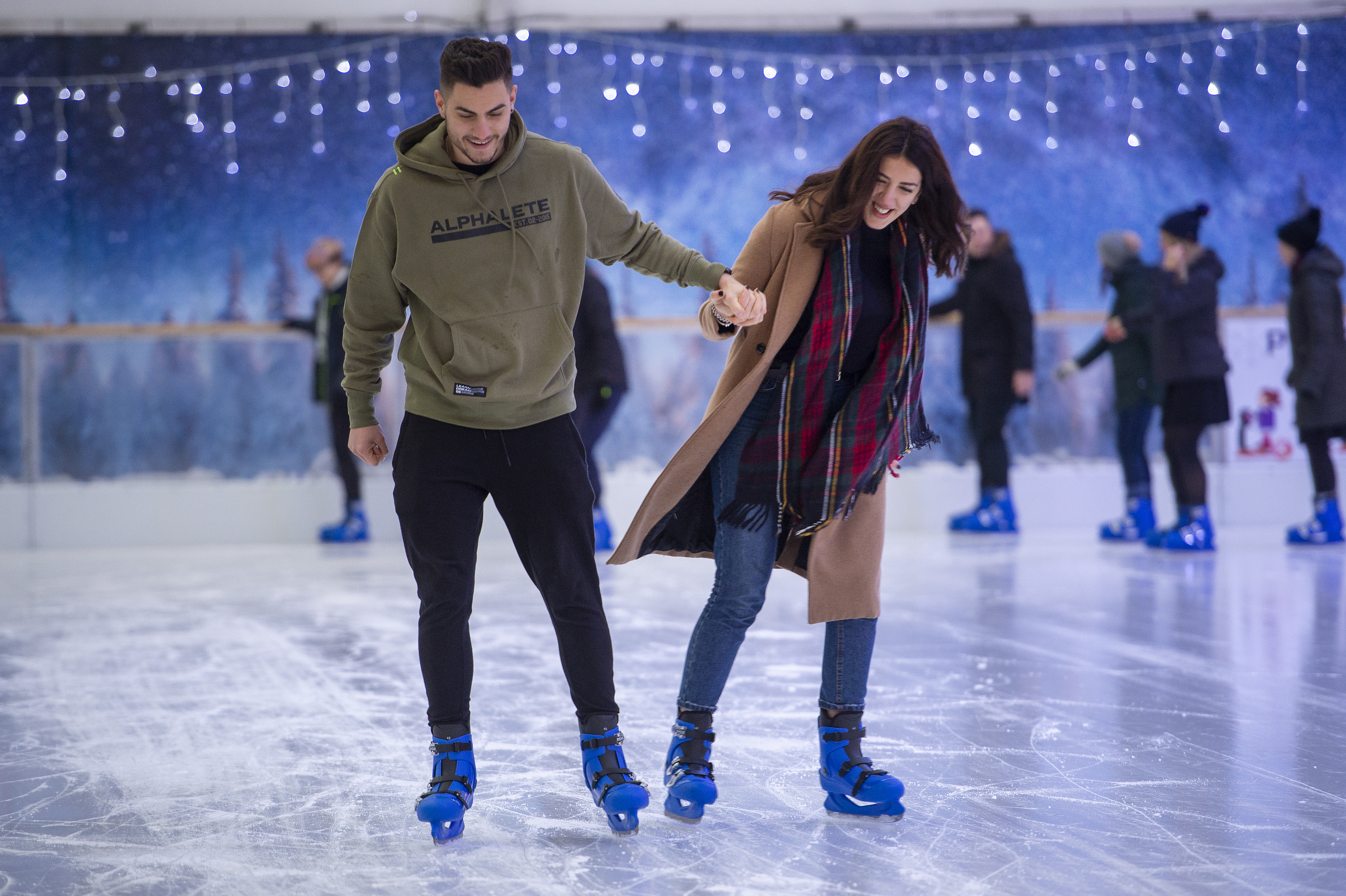 Last Chance To Skate At Leicester S Christmas Ice Rink